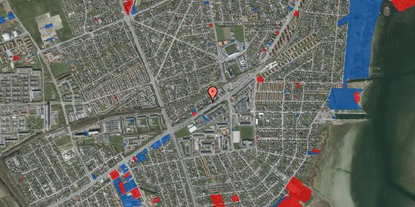 Jordforureningskort på Gammel Køge Landevej 376H, 2650 Hvidovre