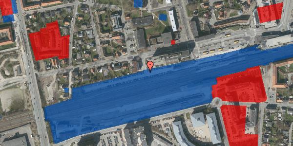 Jordforureningskort på Sydvestvej 23A, 2600 Glostrup