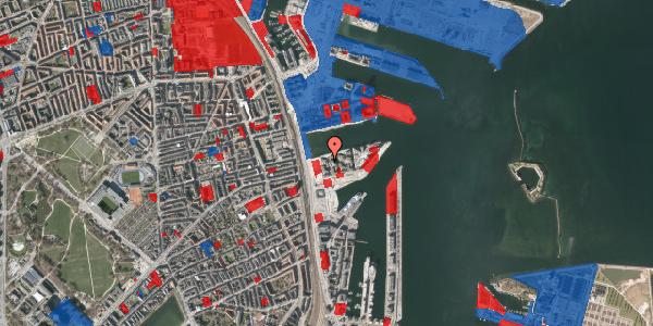 Jordforureningskort på Marmorvej 11A, 3. th, 2100 København Ø