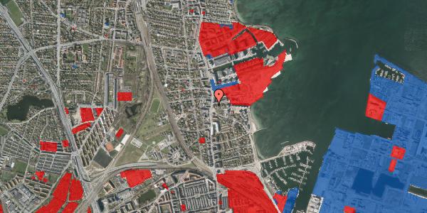 Jordforureningskort på Strandvejen 32F, 2100 København Ø