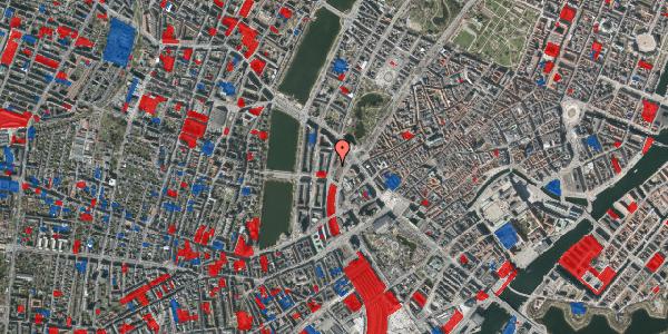 Jordforureningskort på Staunings Plads 1, 3. , 1607 København V