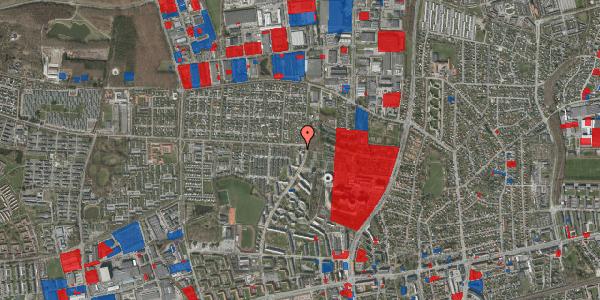 Jordforureningskort på Haveforeningen Hersted 13, 2600 Glostrup