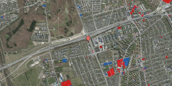Jordforureningskort på Hf. Kettehøj 111, 2650 Hvidovre