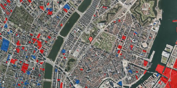 Jordforureningskort på Gothersgade 128, 1123 København K