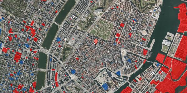 Jordforureningskort på Landemærket 9B, 1119 København K