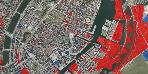 Jordforureningskort på Kongens Nytorv 1, 2. , 1050 København K