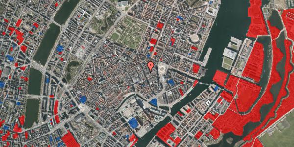Jordforureningskort på Østergade 26C, 2. , 1100 København K