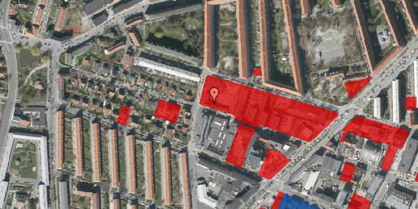 Jordforureningskort på Smedetoften 12, 2400 København NV