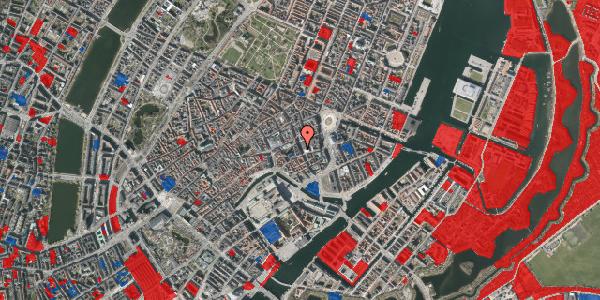 Jordforureningskort på Bremerholm 6, 5. , 1069 København K