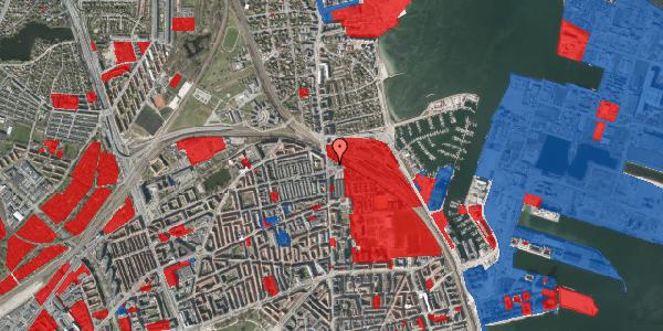 Jordforureningskort på Ved Sporsløjfen 1, 2100 København Ø