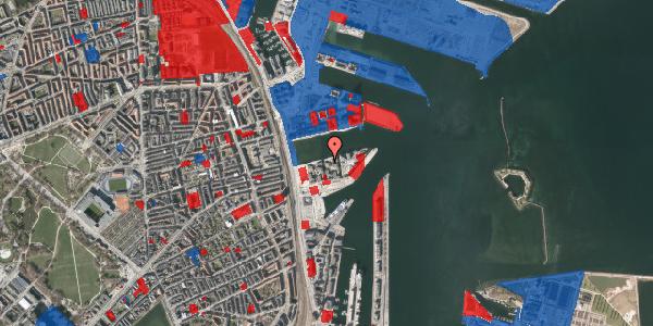 Jordforureningskort på Marmorvej 33, 1. th, 2100 København Ø