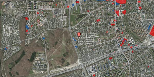 Jordforureningskort på Skelkær 14, 2650 Hvidovre