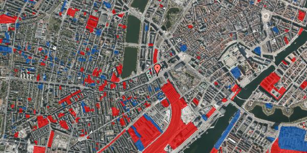 Jordforureningskort på Meldahlsgade 2, 4. , 1613 København V