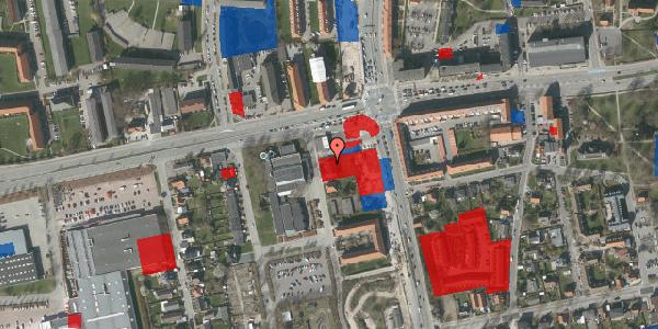 Jordforureningskort på Christiansvej 3, 2600 Glostrup
