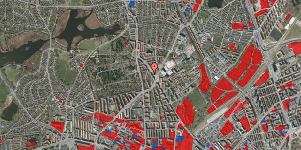 Jordforureningskort på Tagensvej 239B, 2400 København NV