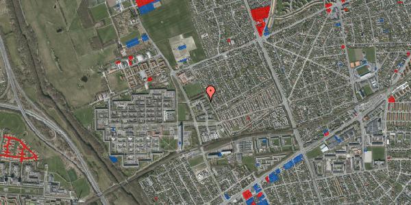 Jordforureningskort på Mellemvangsvej 104, 2650 Hvidovre