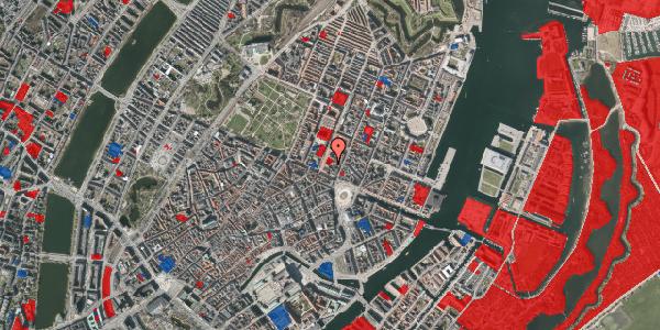 Jordforureningskort på Gothersgade 8F, 3. , 1123 København K