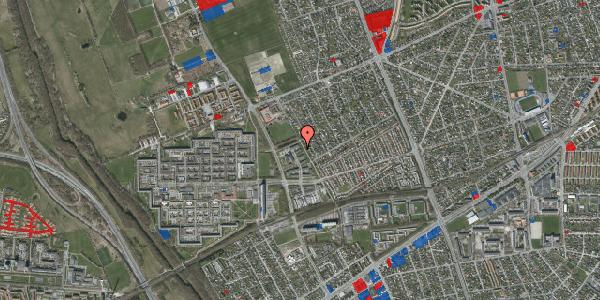 Jordforureningskort på Mellemvangsvej 108, 2650 Hvidovre