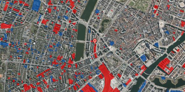 Jordforureningskort på Vester Farimagsgade 19, 2. , 1606 København V