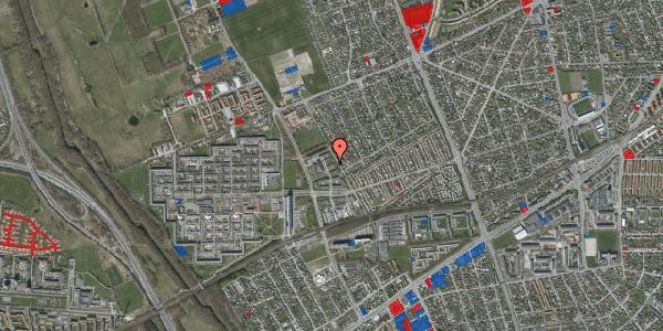 Jordforureningskort på Mellemvangsvej 78, 2650 Hvidovre