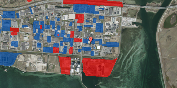 Jordforureningskort på Hammerholmen 39I, 2650 Hvidovre