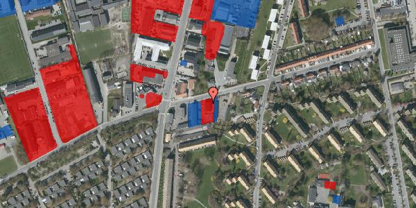 Jordforureningskort på Bibliotekvej 49, st. , 2650 Hvidovre
