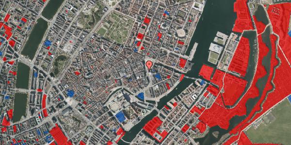 Jordforureningskort på Kongens Nytorv 11, 1050 København K