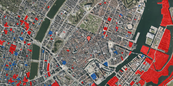 Jordforureningskort på Købmagergade 46B, 2. , 1150 København K