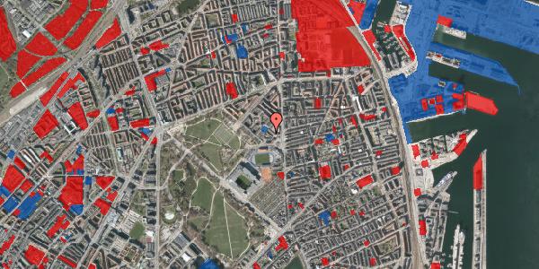 Jordforureningskort på Østerfælled Torv 25, 2100 København Ø