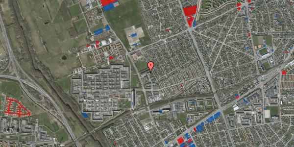 Jordforureningskort på Mellemvangsvej 120, st. , 2650 Hvidovre