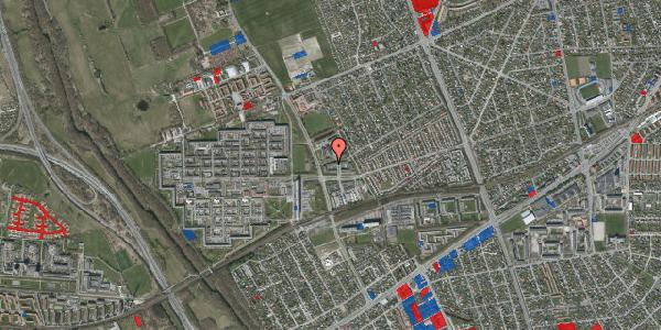 Jordforureningskort på Mellemvangsvej 43, 2650 Hvidovre