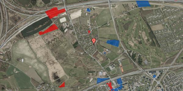 Jordforureningskort på Møllestensvej 23, 2625 Vallensbæk