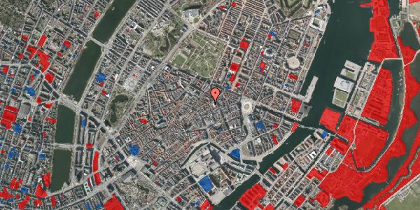 Jordforureningskort på Pilestræde 34, 1112 København K
