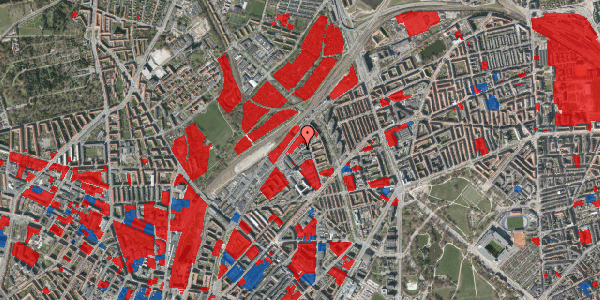 Jordforureningskort på Emblasgade 31, 1. tv, 2100 København Ø