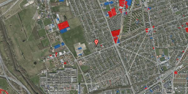 Jordforureningskort på Hf. Dahlia 12, 2650 Hvidovre