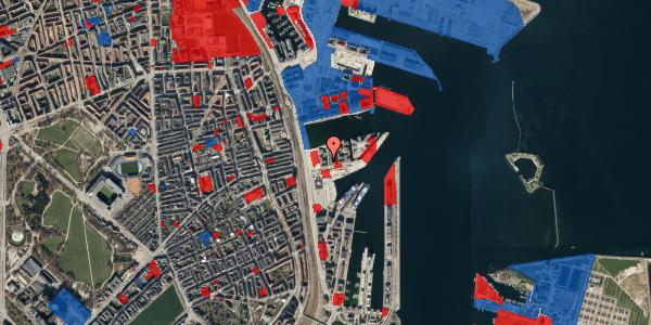 Jordforureningskort på Marmorvej 9A, 3. th, 2100 København Ø