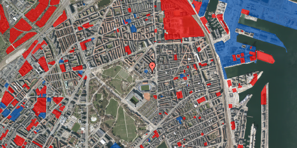 Jordforureningskort på Østerfælled Torv 27, 2. , 2100 København Ø