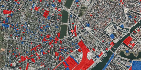 Jordforureningskort på Nyropsgade 51, 2. , 1602 København V