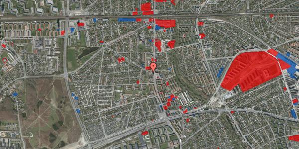 Jordforureningskort på Femagervej 3, 2650 Hvidovre