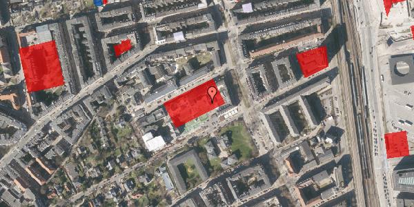 Jordforureningskort på Rosenvængets Hovedvej 41, 2100 København Ø