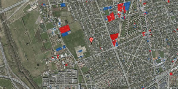 Jordforureningskort på Hf. Dahlia 77, 2650 Hvidovre