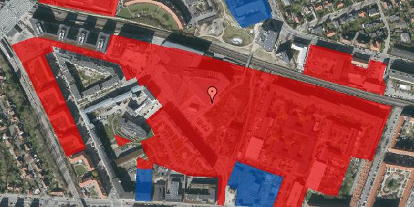 Jordforureningskort på Marguerite Vibys Plads 12, 1. , 2000 Frederiksberg