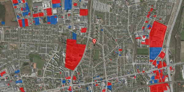 Jordforureningskort på Solvangsvej 47, 2600 Glostrup
