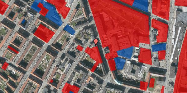 Jordforureningskort på Frederiksborgvej 23, 1. 1, 2400 København NV