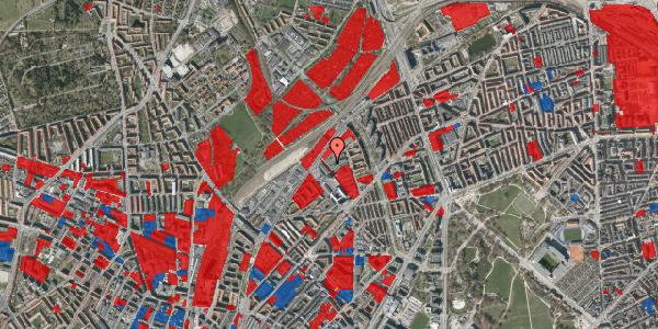 Jordforureningskort på Emblasgade 81, 2100 København Ø