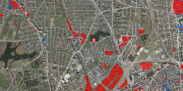 Jordforureningskort på Emdrupvej 91, 2100 København Ø