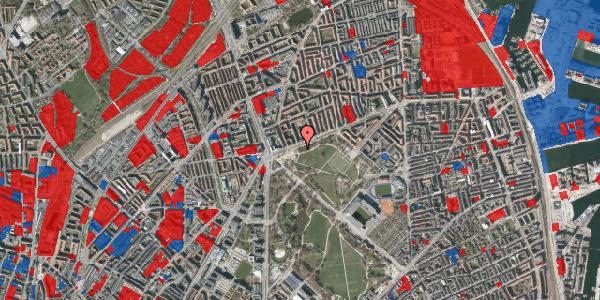 Jordforureningskort på Jagtvej 186, 2100 København Ø