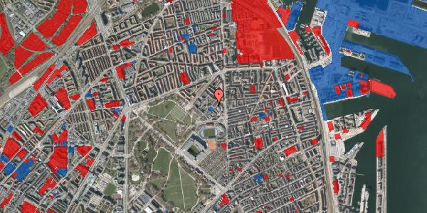 Jordforureningskort på Østerfælled Torv 34, 2100 København Ø