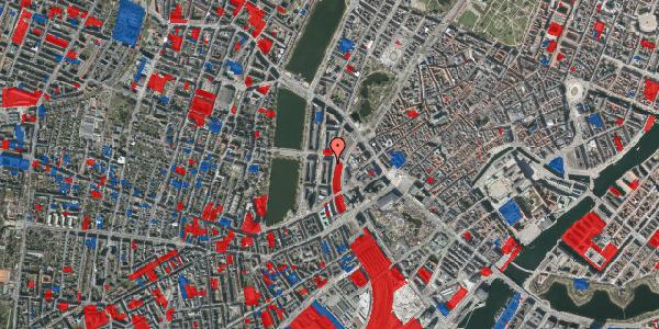 Jordforureningskort på Vester Farimagsgade 21, 1. , 1606 København V