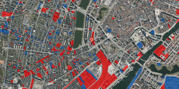 Jordforureningskort på Meldahlsgade 5, 5. , 1613 København V